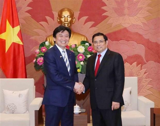 Le Vietnam etudie les experiences du Japon en matiere de protection de l'environnement hinh anh 1