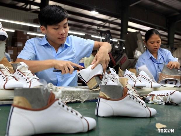Belles perspectives pour les exportations nationales de chaussures en 2018 hinh anh 1