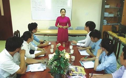 Le Thi Kim Nga, creatrice d'un logiciel d'imagerie medicale hinh anh 1