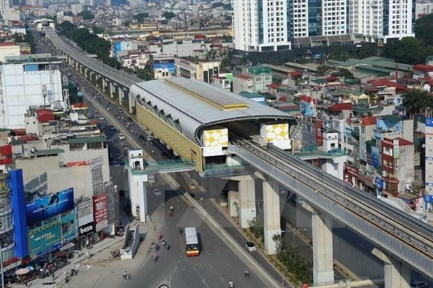 Pour accelerer le rythme du projet de ligne ferroviaire N°3 hinh anh 1