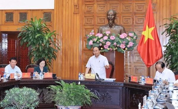 Le PM travaille avec six provinces sur un grand projet de developpement rural hinh anh 1