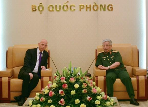 Renforcement de la cooperation dans la defense Vietnam-Israel hinh anh 1