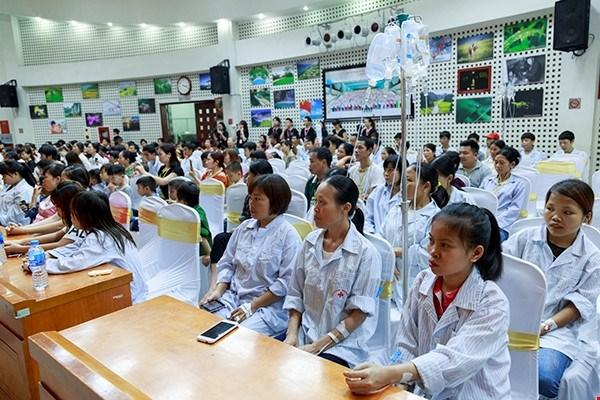 Treize millions de vietnamiens atteints de thalassemie hinh anh 1