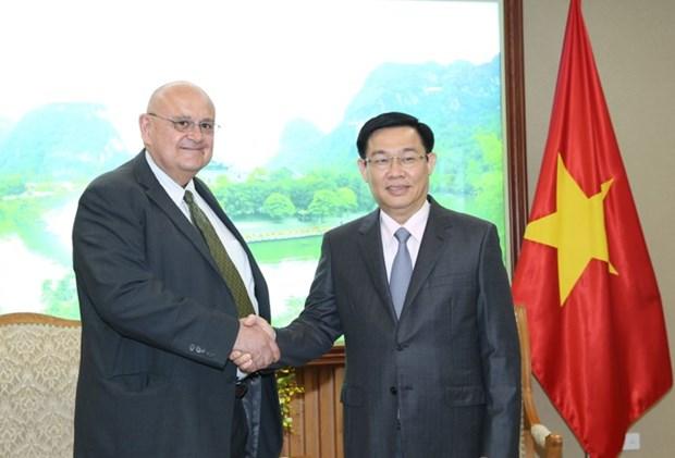 Le Vietnam stimule la cooperation avec le Bresil et les Etats-Unis hinh anh 1