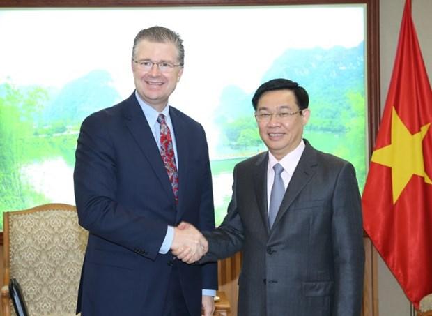 Le Vietnam stimule la cooperation avec le Bresil et les Etats-Unis hinh anh 2