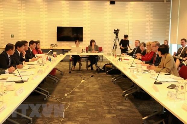 Le 2e Dialogue sur la politique agricole Australie-Vietnam hinh anh 1