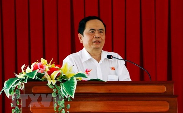 Le CC du PCV elit deux membres supplementaires au Secretariat hinh anh 1