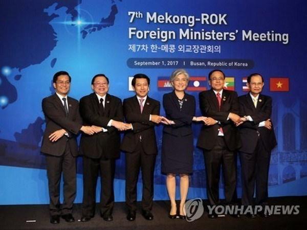 Forum de la paix Republique de Coree-Mekong 2018 hinh anh 1