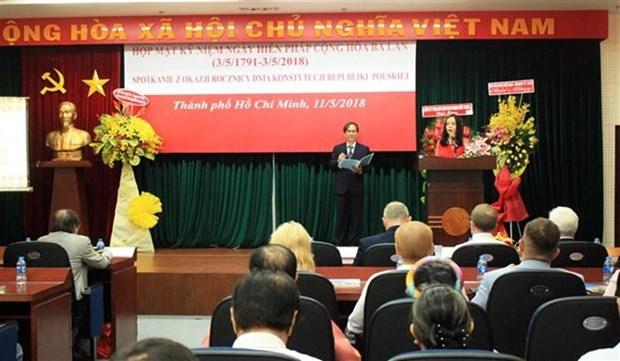 Renforcement de l'amitie et de la cooperation Vietnam-Pologne hinh anh 1