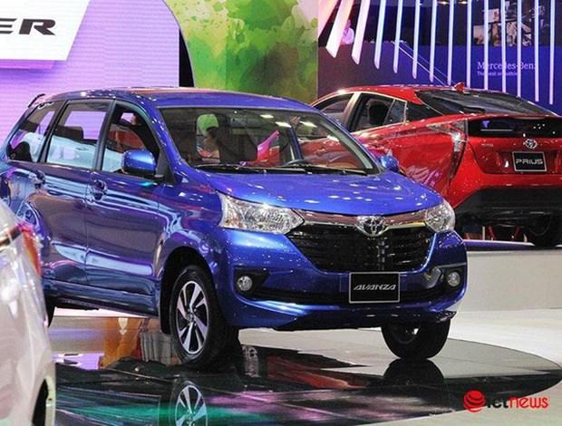Les ventes de vehicules importes en forte hausse en avril hinh anh 1