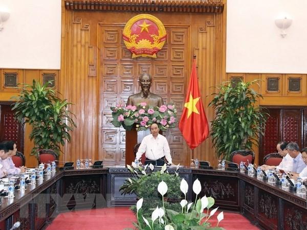 L'e-gouvernement pousse la reforme administrative, dit le PM hinh anh 1