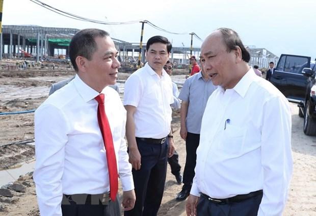 Batir une economie autonome, une grande orientation du Vietnam hinh anh 1