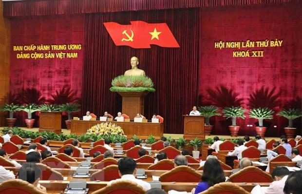 Le succes du 7e Plenum multiplie la confiance de la population dans le PCV hinh anh 2