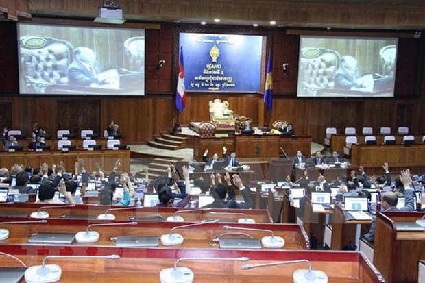 Cambodge : Vingt partis politiques enregistres pour les legislatives du 29 juillet hinh anh 1