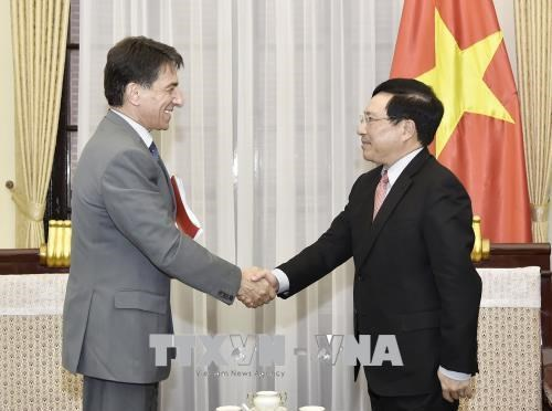 Pour approfondir les relations de cooperation Vietnam-Grece hinh anh 1