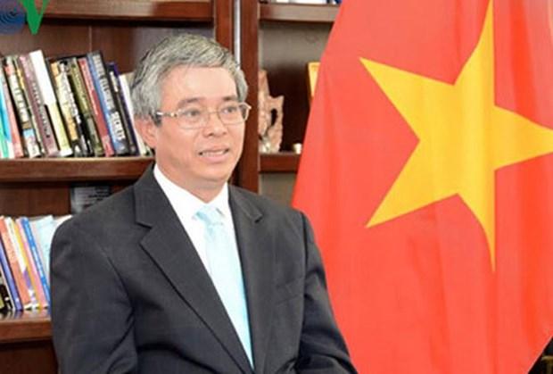 Defense : cooperation Vietnam-Etats-Unis dans la formation hinh anh 1