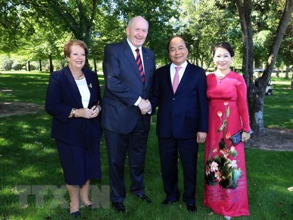Le gouverneur general de l'Australie Peter Cosgrove attendu au Vietnam hinh anh 1