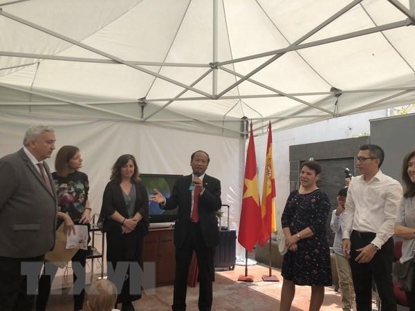 Diverses activites a l'etranger pour feter l'anniversaire de Ho Chi Minh hinh anh 1