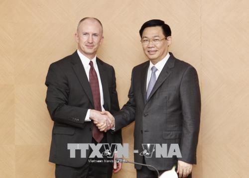 La cooperation economique et commerciale est au centre des relations Vietnam-Etats-Unis hinh anh 1