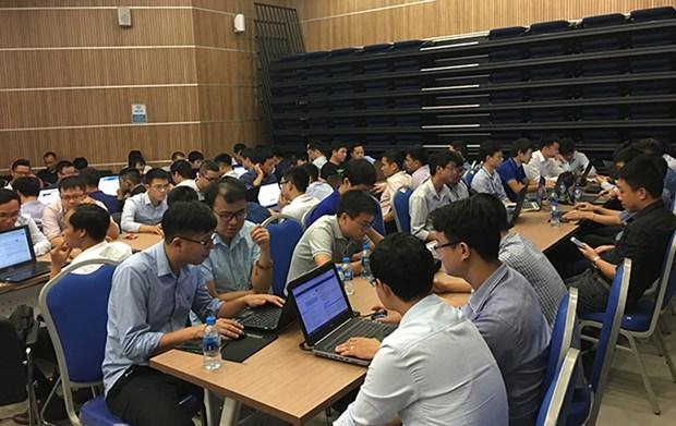 Exercice de securite informatique ASEAN-Japon a Hanoi hinh anh 1