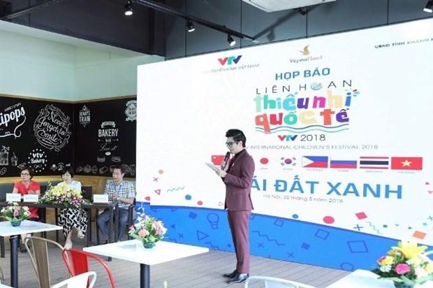 Bientot le Festival international des enfants de la VTV 2018 hinh anh 1
