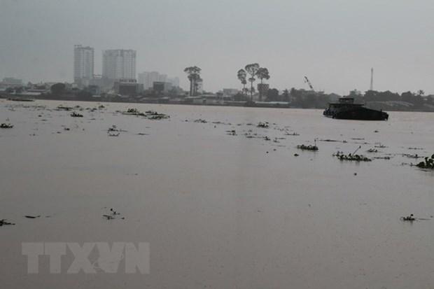 Un colloque sur la gestion globale des bassins des fleuves a Hanoi hinh anh 1