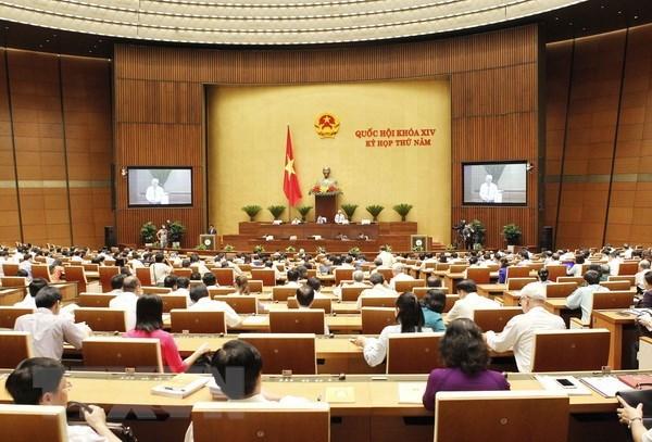 AN: les projets de loi sur les unites administratives et economiques speciales et la planification au debat hinh anh 1