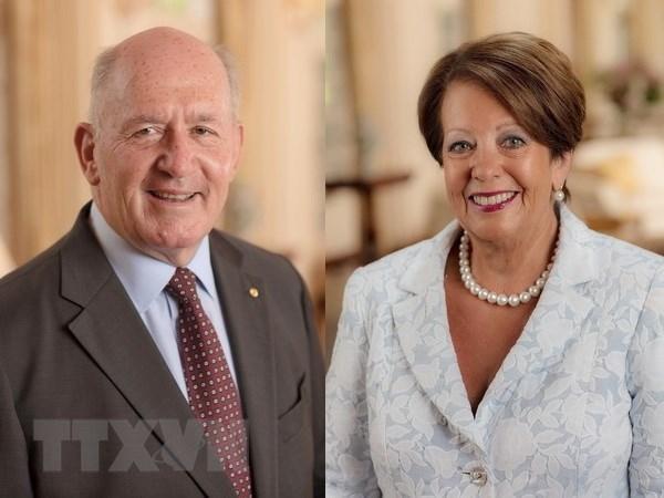 Le gouverneur general d'Australie Peter Cosgrove entame sa visite d'Etat au Vietnam hinh anh 1