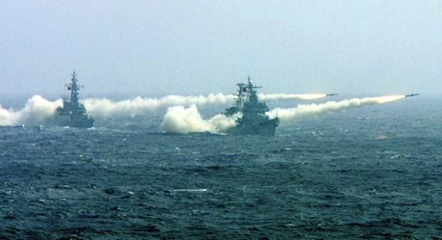 Sus aux actions prejudiciables a la paix, a la stabilite en Mer Orientale hinh anh 1