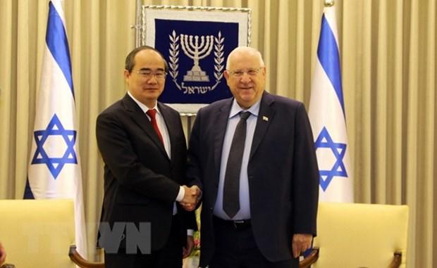 Renforcement de la cooperation entre Ho Chi Minh-Ville et Israel hinh anh 1
