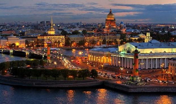 Le Vietnam au 22e Forum economique international de Saint-Petersbourg hinh anh 1