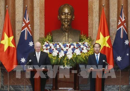 L'Australie et le Vietnam promeuvent leurs relations bilaterales hinh anh 1