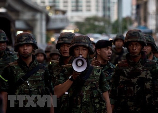 Armee : exercice militaire entre la Thailande et l'Australie et les Etats-Unis hinh anh 1