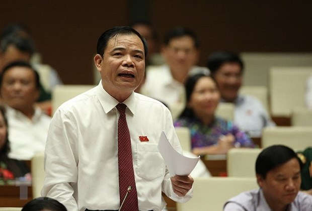 Les deputes discutent des plans socio-economique et budgetaire hinh anh 2