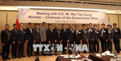 Le Vietnam cree toujours des conditions favorables aux investisseurs etrangers hinh anh 1