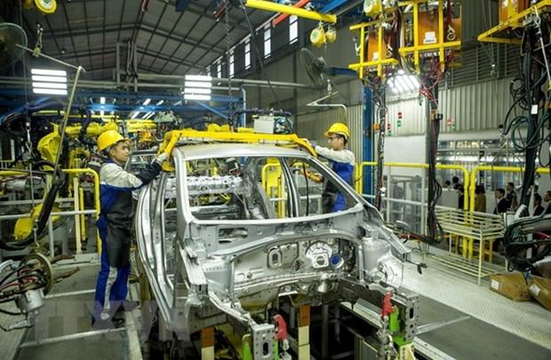 Colloque sur les industries auxiliaires de l'automobile hinh anh 1