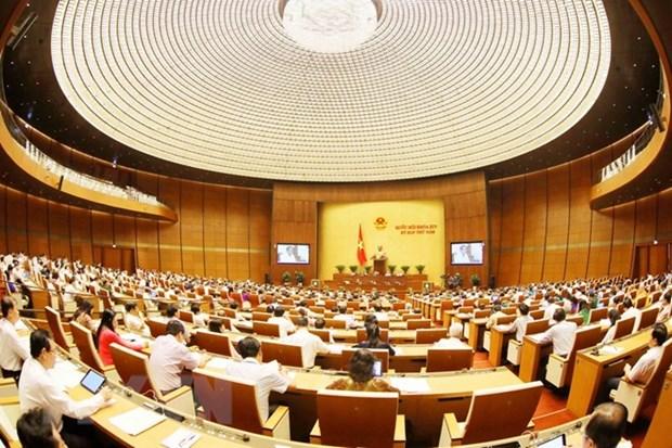 Les deputes suggerent de renouveler les methodes de gestion de l'Etat hinh anh 1