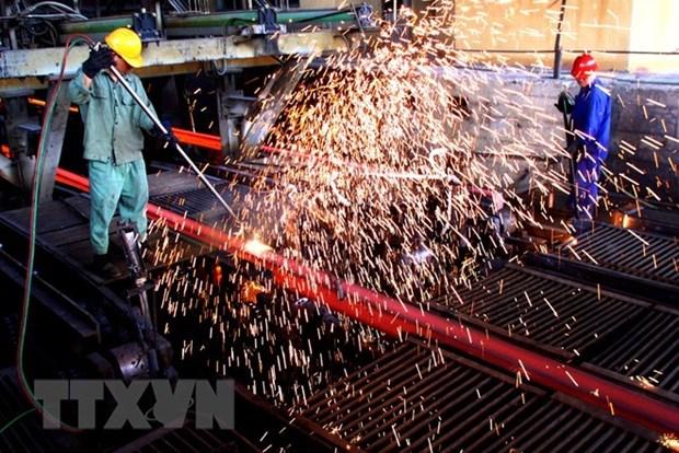 Taxes sur l'acier : le Vietnam traite les demandes de l'USDOC hinh anh 1