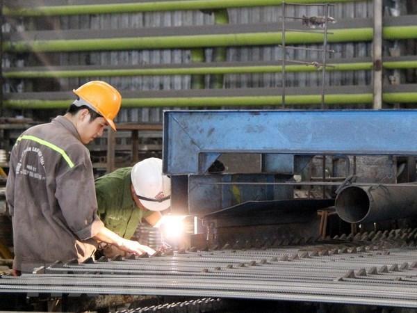 Le Canada enquette sur l'acier lamine a froid du Vietnam, de Chine, de R. de Coree hinh anh 1