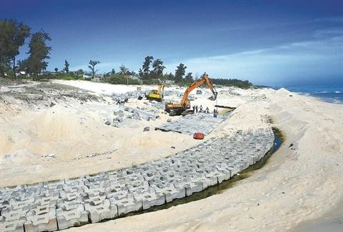 Le Centre aux avant-postes du combat contre l'erosion du littoral hinh anh 2