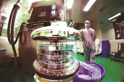 L'industrie pharmaceutique vietnamienne dans la cour des grands hinh anh 1