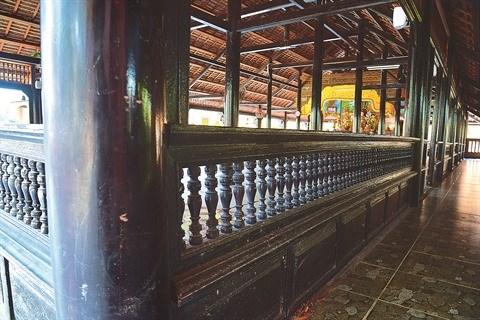 Retour sur l'histoire centenaire du sala de la pagode Chot au Sud hinh anh 2