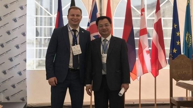 Ternopil (Ukraine) s'engage a derouler le tapis rouge aux investisseurs vietnamiens hinh anh 1