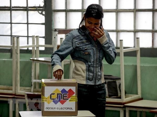 Le Vietnam respecte le choix du peuple venezuelien aux elections presidentielles hinh anh 1