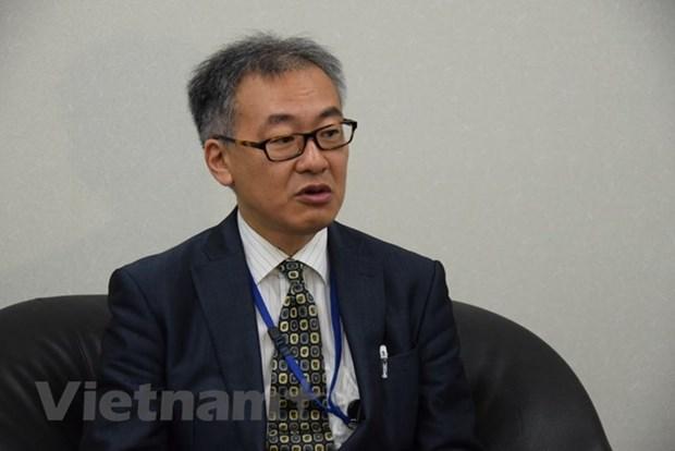Officiel japonais: la visite du president Tran Dai Quang-symbole de l'amitie etroite hinh anh 1