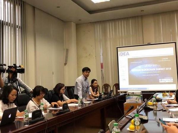 Le sommet de la blockchain du Vietnam s'ouvrira en juin hinh anh 1