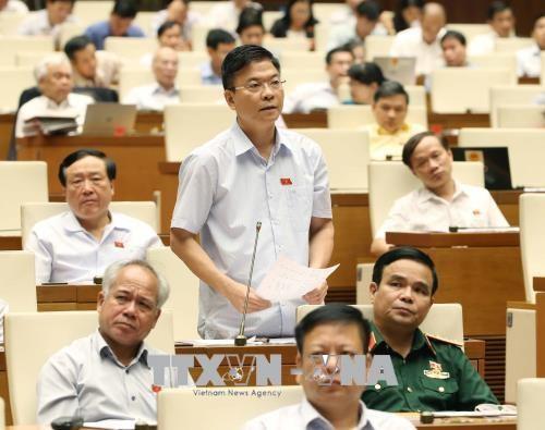 La 5e session de l'AN : debats sur l'education et le programme legislatif hinh anh 1