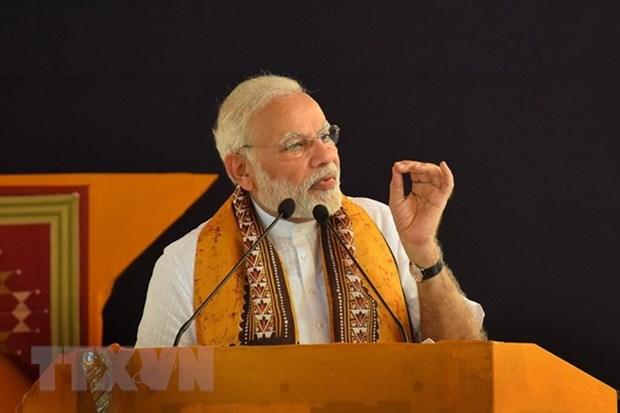 Le Premier ministre indien entame sa tournee en Asie du Sud-Est hinh anh 1