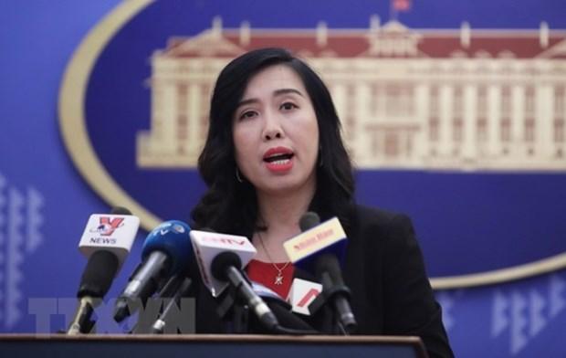 Les pays d'Asie et du Pacifique montrent une grande confiance dans la capacite du Vietnam hinh anh 1