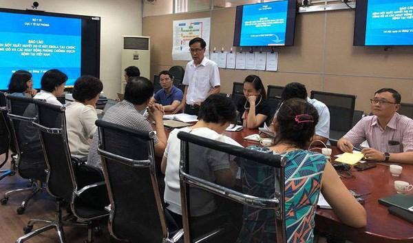 Le risque Ebola au Vietnam est faible hinh anh 1